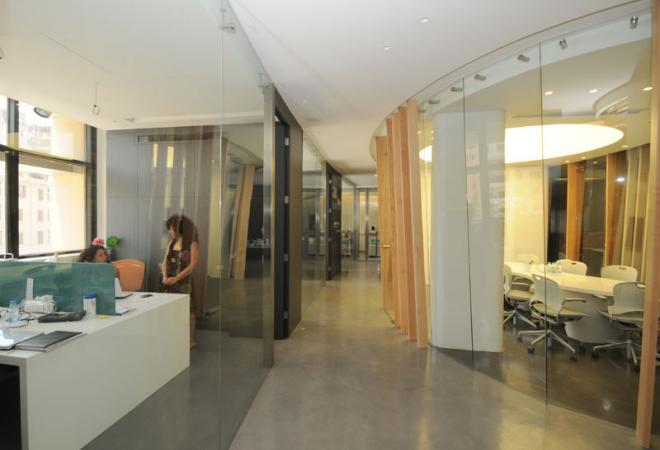 SILKOR OFFICES (DOWN TOWN BEIRUT)