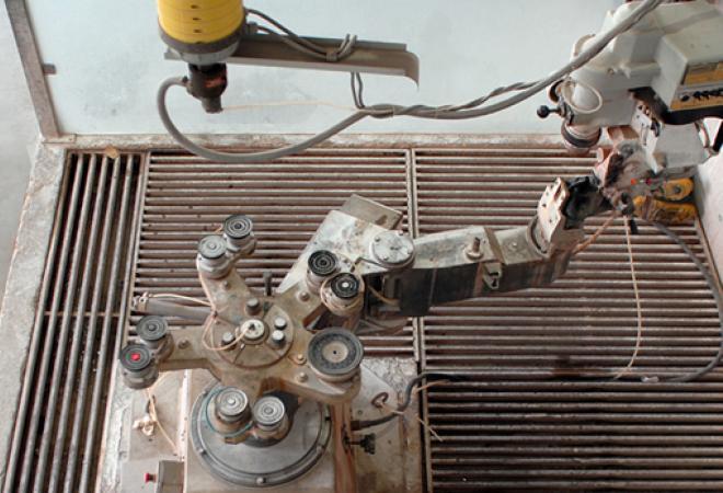 BAVELLONI EDGING MACHINES